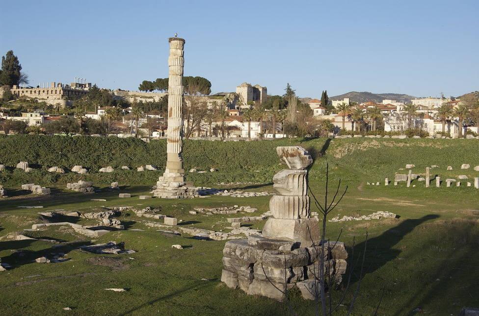 El templo de Artemisa: la destrucción de una de las 7 maravillas del mundo antiguo