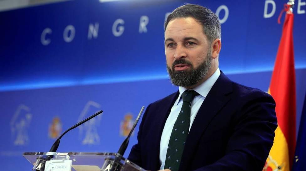 La Mesa de la Asamblea de Ceuta rechaza debatir la revocación de persona non grata a Santiago Abascal