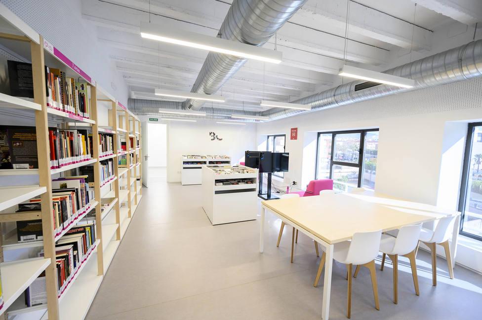Las Bibliotecas Municipales de Almería amplían su horario ante el inicio del curso