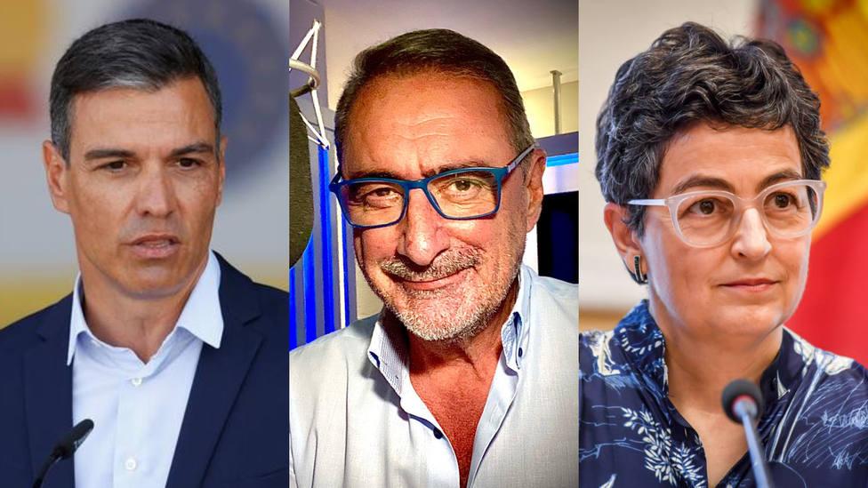 El comentario de Herrera sobre la visita de Sánchez a La Palma, entre lo más leído de la semana