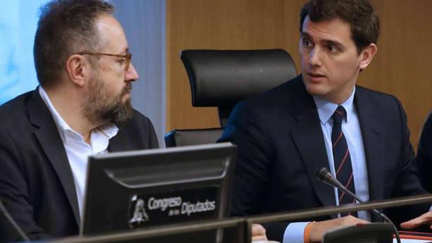 Ciudadanos abandona la comisión territorial, que ve sectaria y partidista