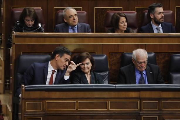Cs pedirá que Sánchez aclare en el Congreso por qué usa la Abogacía del Estado para beneficiar a los independentistas