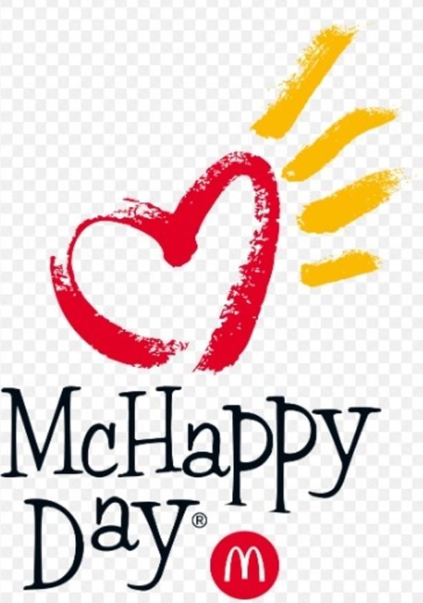 McDonalds celebra mañana su jornada solidaria McHappy Day para la Fundación Infantil Ronald McDonald