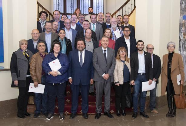 Proyectos Feder de la Diputación