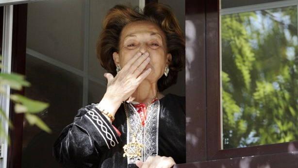 El preocupante estado de salud de Carmen Sevilla