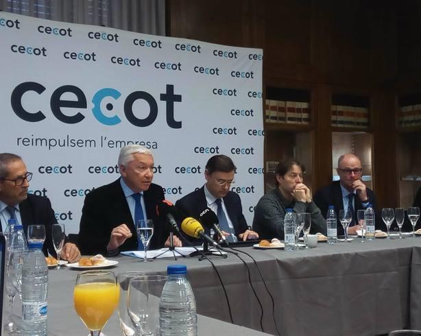 Cecot ve los PGE como una oportunidad y confía en su aprobación