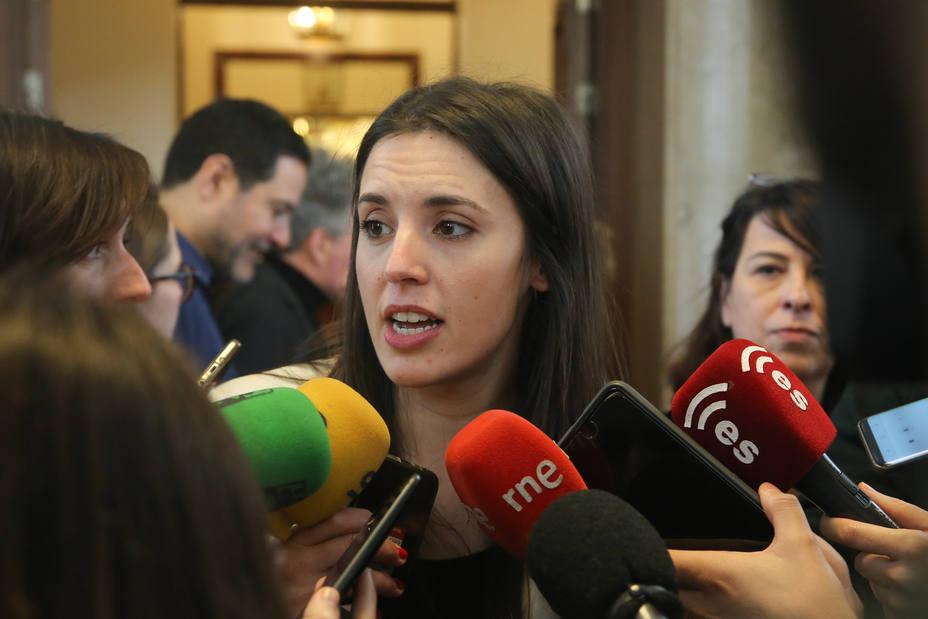 (AMP) Podemos da dos meses al Gobierno para implementar las medidas pactadas y, si no, no habrá Presupuestos