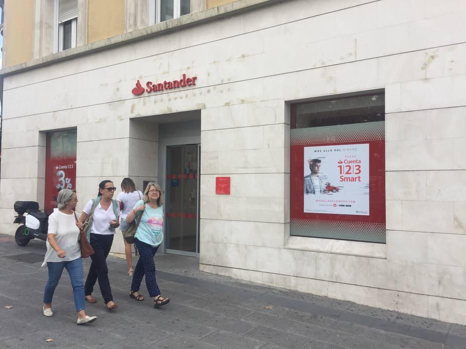 Banco Santander amortiza anticipadamente cédulas territoriales por 500 millones de euros