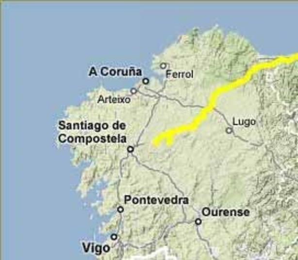 Lugo organiza un FAMTRIP para que especialistas en turismo conozcan el Camiño Norte