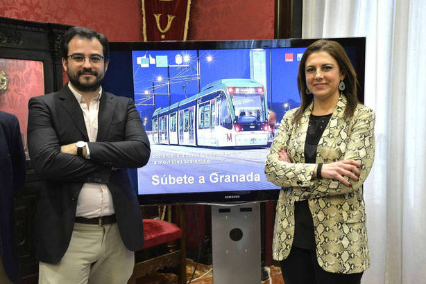 Súbete a Granada