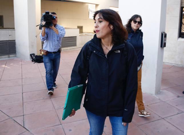 La Audiencia confirma la condena de cinco años de prisión para Juana Rivas