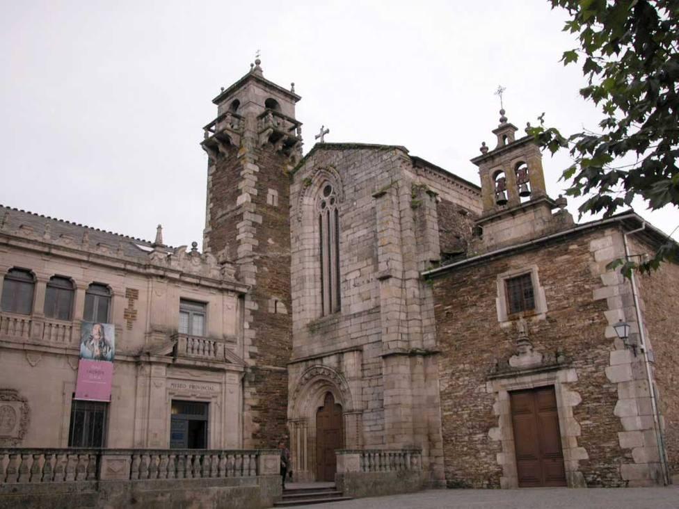 El Museo Provincial inaugura una muestra de Lamazares que homenajea a Novoneyra