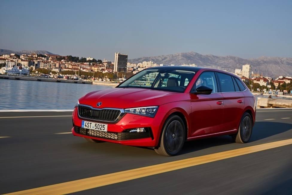 Las ventas mundiales de Skoda bajan un 10,5% en abril y se quedan a las puertas de las 96.000 unidades