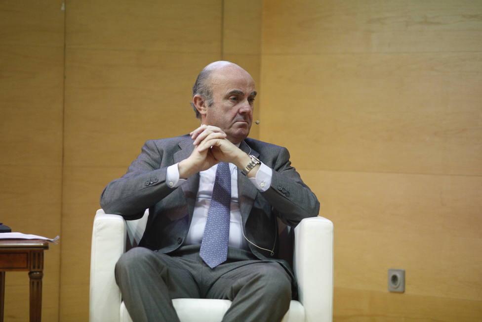 Guindos (BCE) alerta del riesgo de fragmentación en la banca y los mercados de capitales europeos