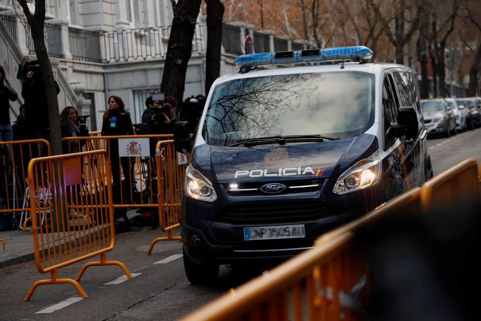 El SUP ve acreditada la rebelión durante el 1-O y pide a Interior mayor respaldo en Cataluña y País Vasco