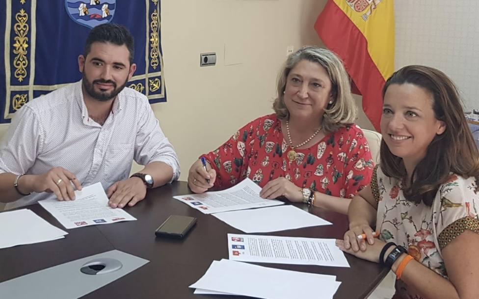 Acuerdo de gobierno en Almuñécar