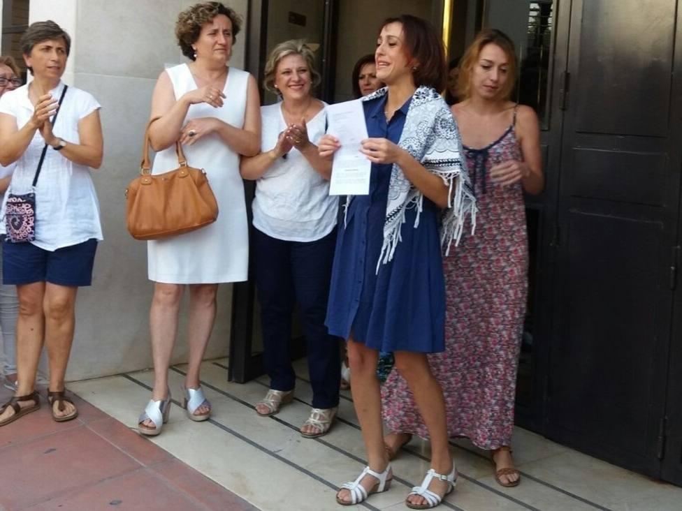 Juana Rivas vuelve a denunciar a su expareja por violencia contra sus hijos