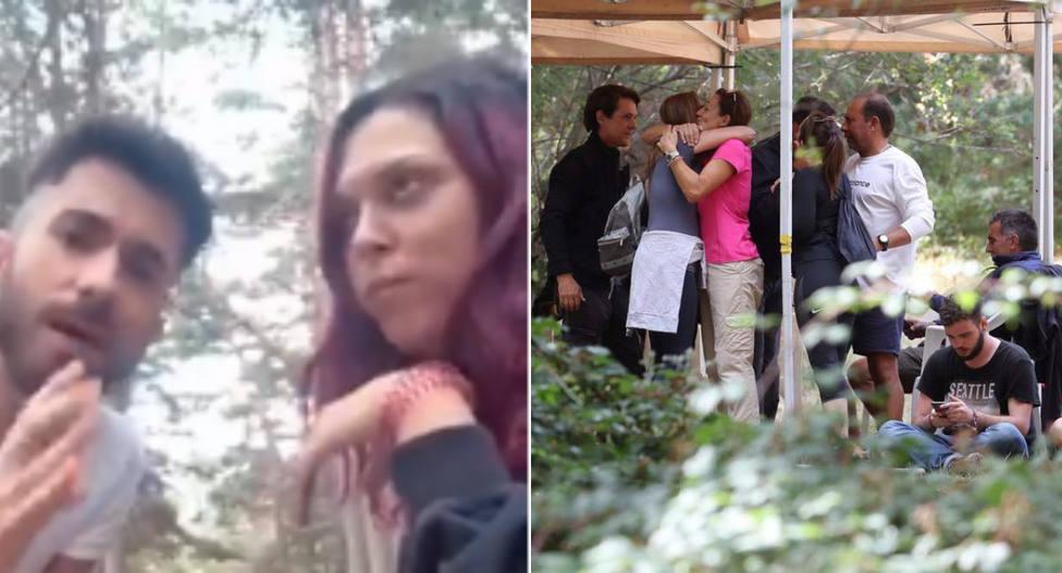 La mofa de dos periodistas de Cazamariposas sobre Blanca Fernández Ochoa que indigna a las redes sociales