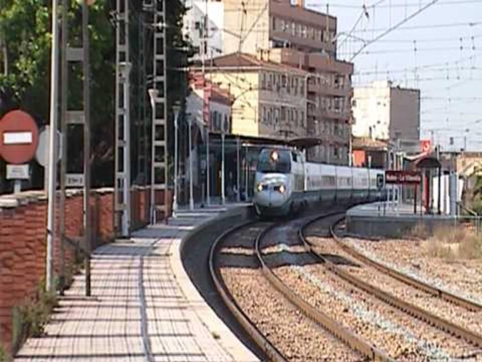 Estación de tren Nules-Vilavella