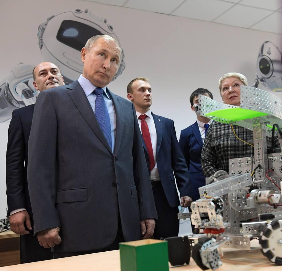 Putin dice que la expansión de la OTAN hacia el este supone una amenaza potencial para Rusia