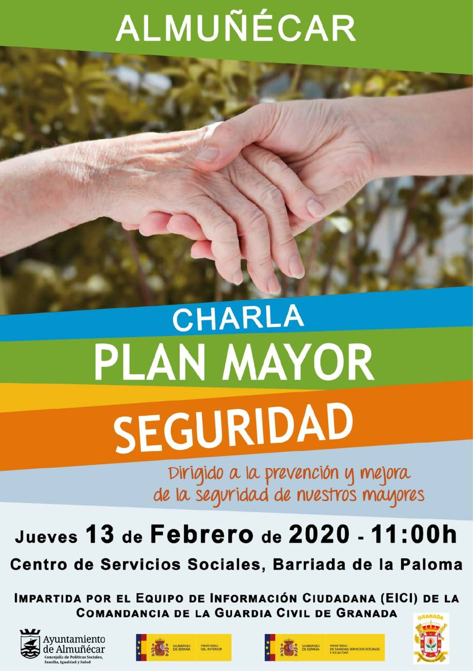 Plan Mayor Seguridad de Almuñécar