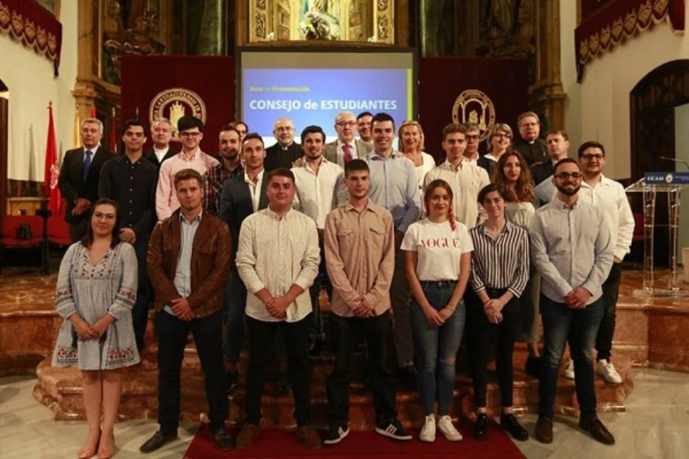 Consejo de Estudiantes de la UCAM