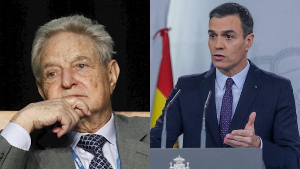 George Soros se alinea con la medida estrella de Pedro Sánchez