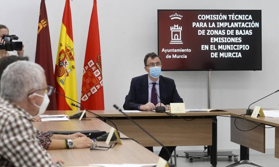 El Ayuntamiento implantará Áreas de Bajas Emisiones en el municipio antes de acabe el año
