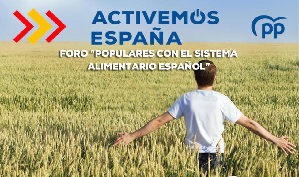 foro online sobre el sistema alimentario español