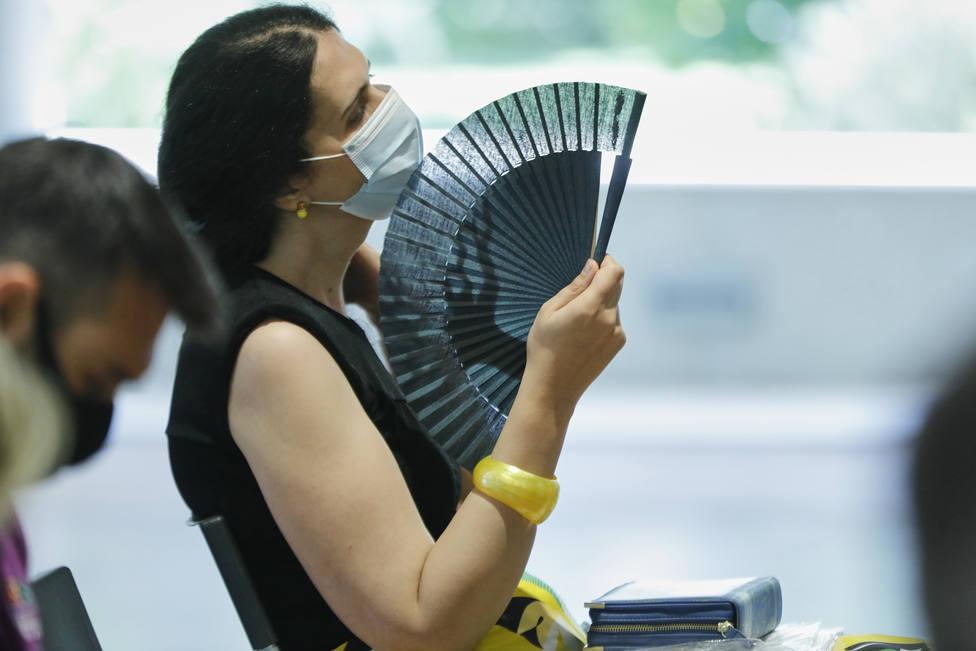 Nueva ola de calor en España