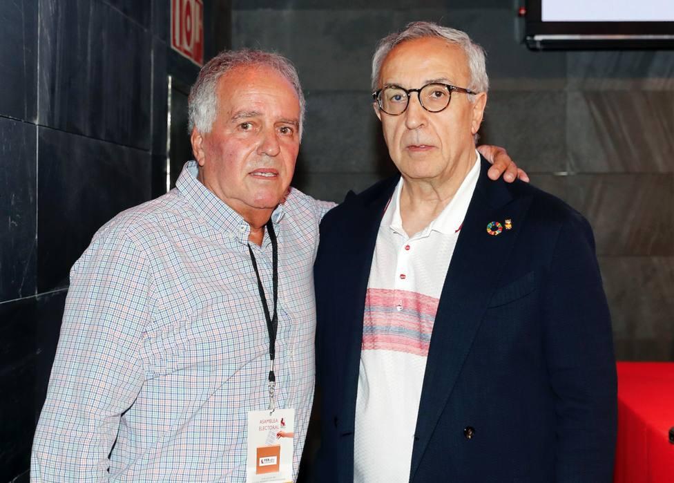 Alfonso Feijoo, reelegido presidente de la Federación Española de Rugby hasta 2024