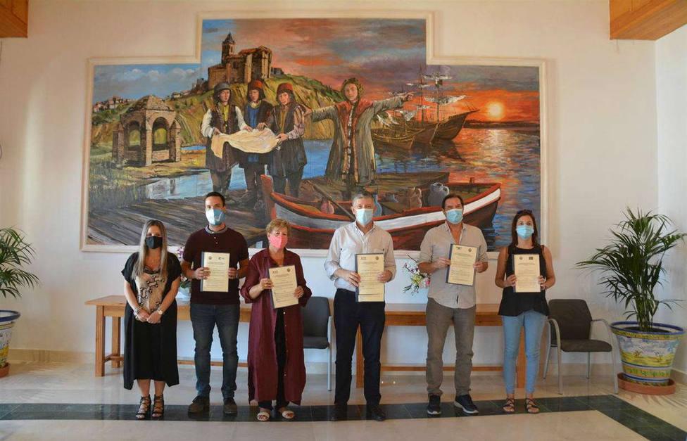 Acuerdo entre el Ayuntamiento de Palos y entidades sociales