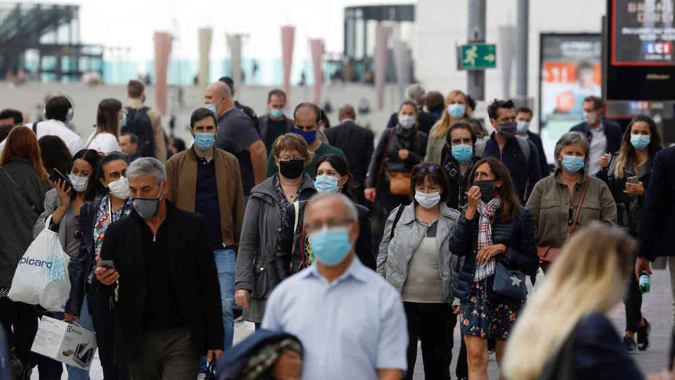 Segunda ola de la pandemia