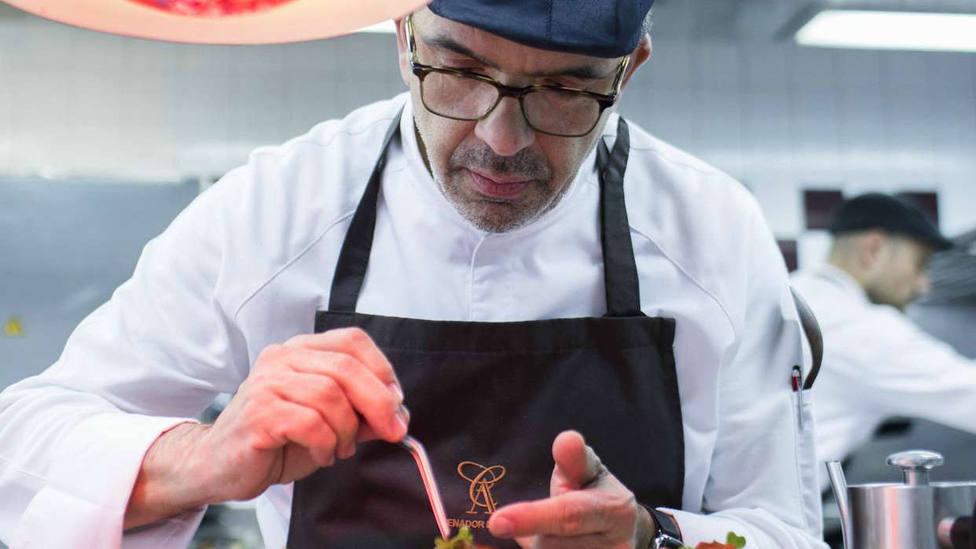 Jesús Sánchez, chef con tres Estrellas Michelin: Las Estrellas ayudan muchísimo a sobrellevar la crisis