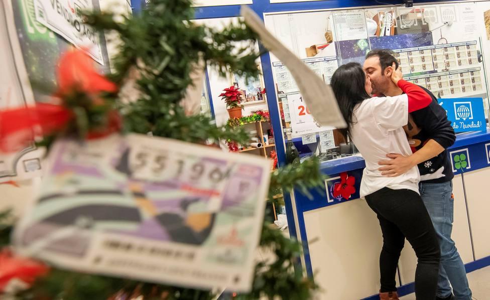 ¿Qué provincias han sido las más agraciadas con el Gordo en la Lotería de Navidad?
