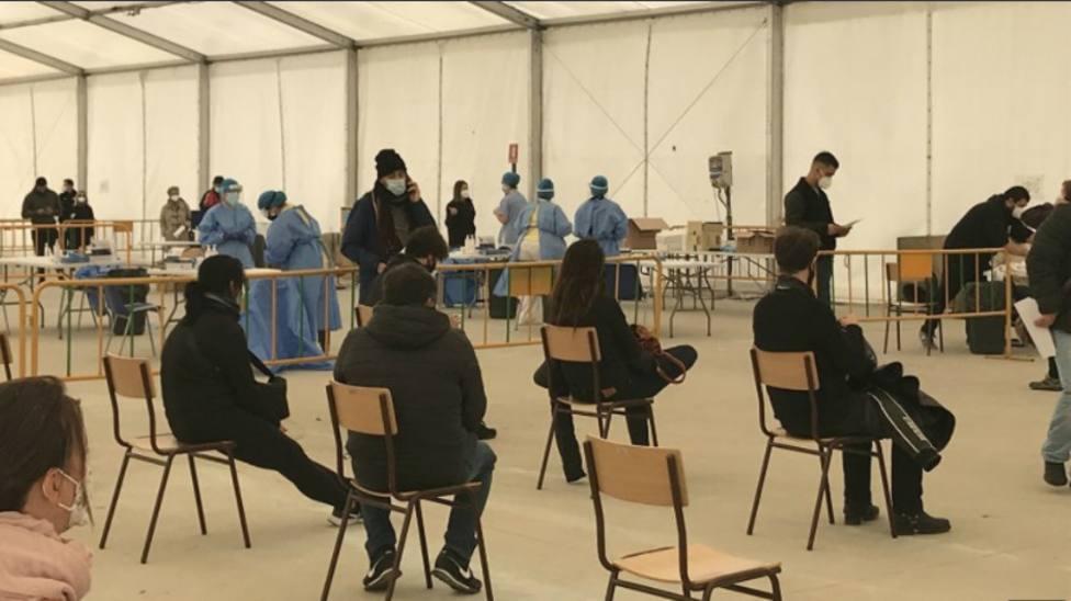 Test de antígenos en Collado Villalba