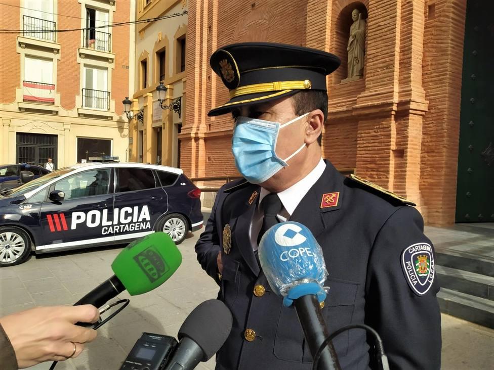 La Policía Local destaca el comportamiento ejemplar que están teniendo los ciudadanos respetando las medidas