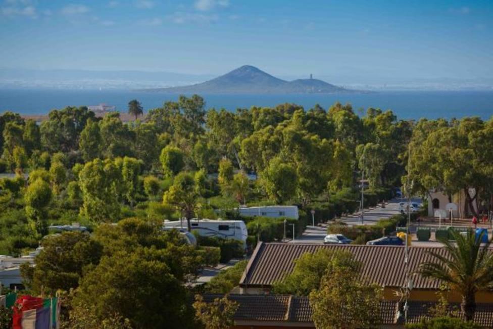 La Región registra la mayor estancia media en campings y cuarta mayor en apartamentos turístticos en noviembre