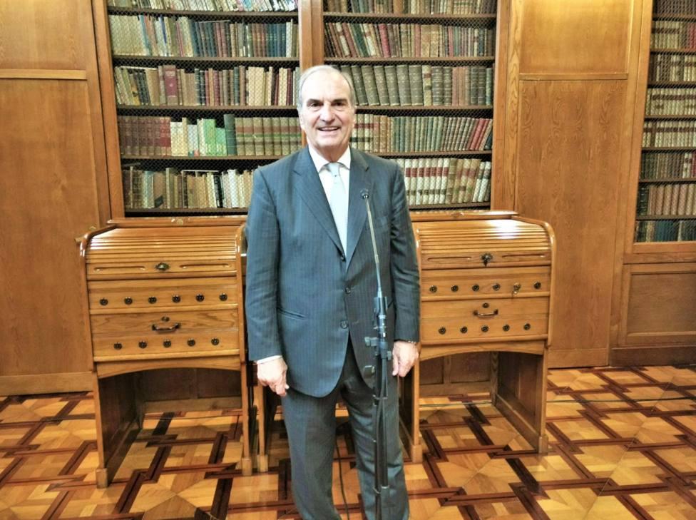 Joaquim Gay de Montellà. - EUROPA PRESS - Archivo