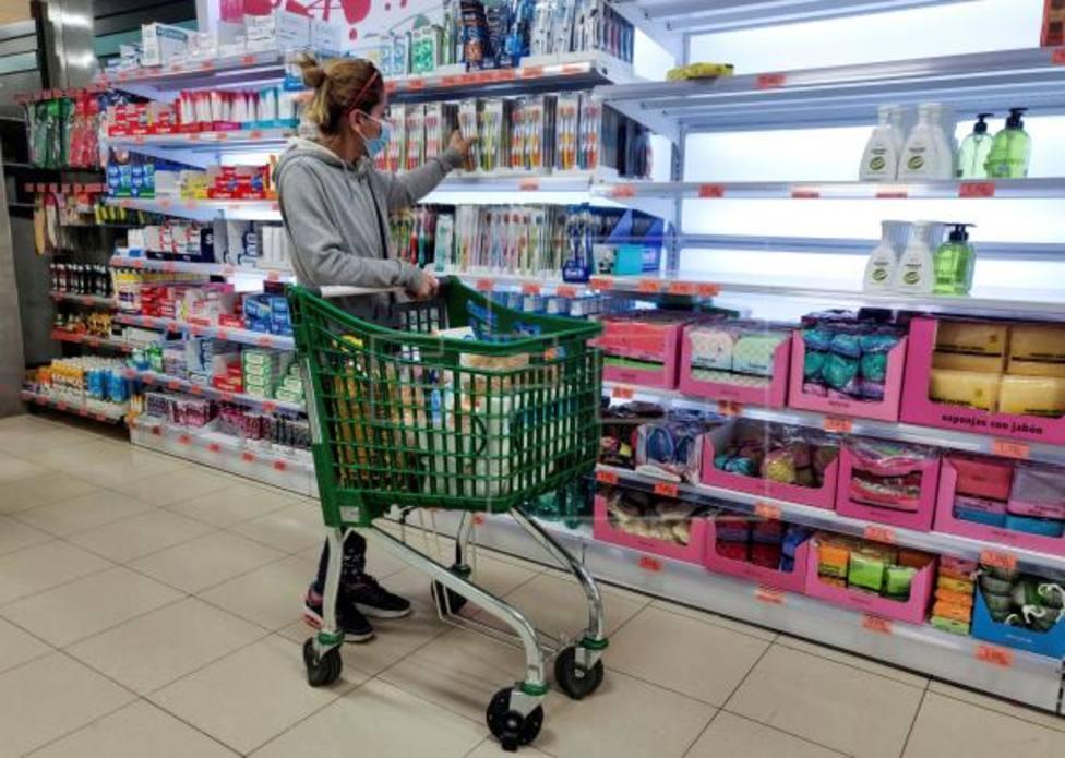 Las cadenas de supermercado piden no hacer acopio para evitar problemas de abastecimiento