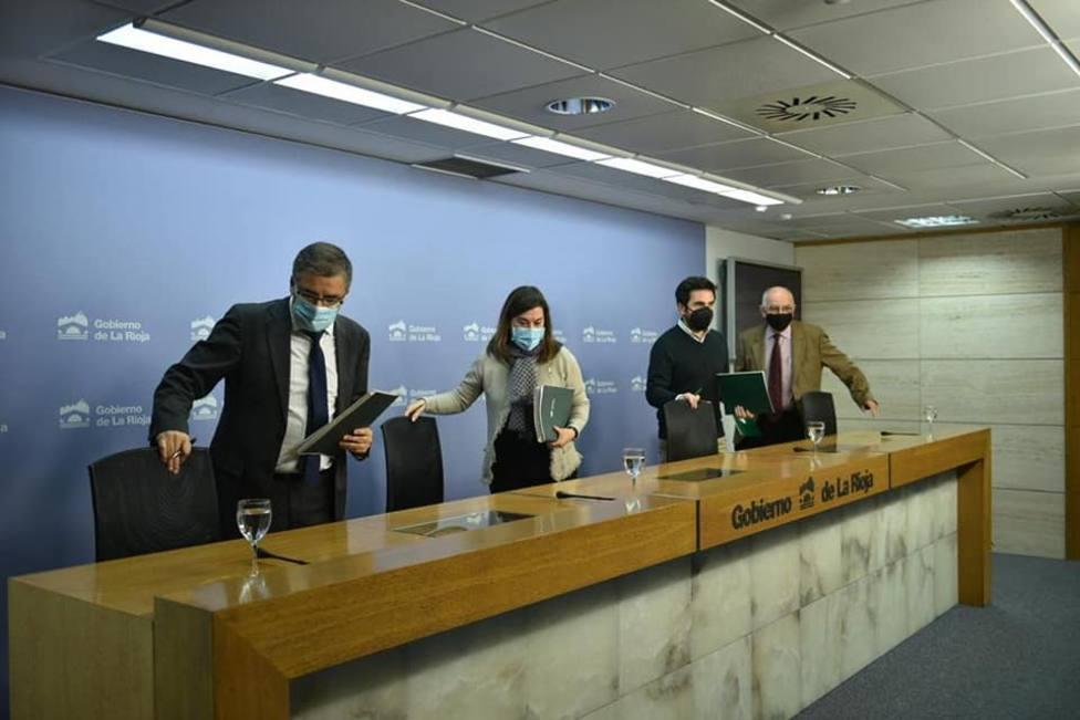 La mala evolución de la pandemia aboca al Gobierno de la Rioja a revisar las restricciones
