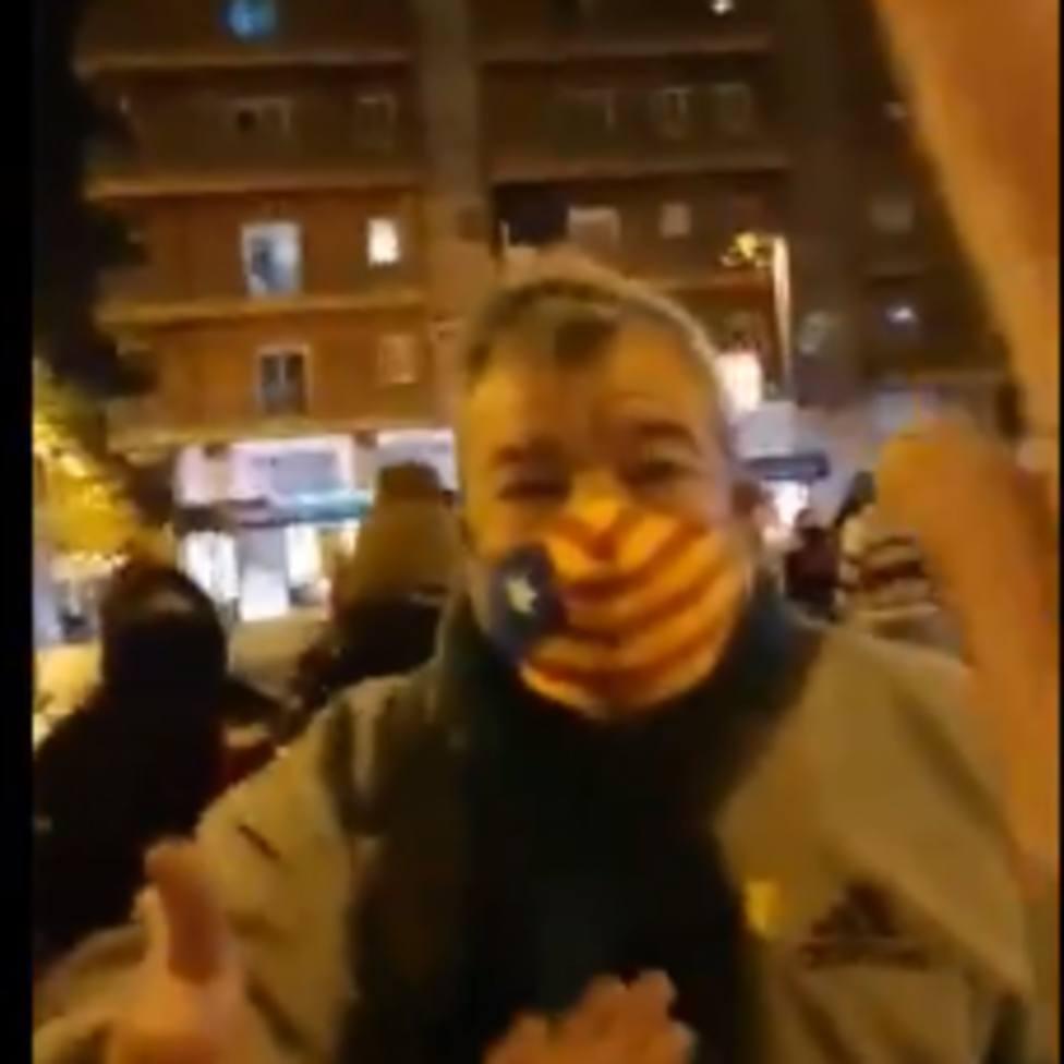 Los manifestantes continúan cortando la Meridiana cada tarde a pesar de la pandemia
