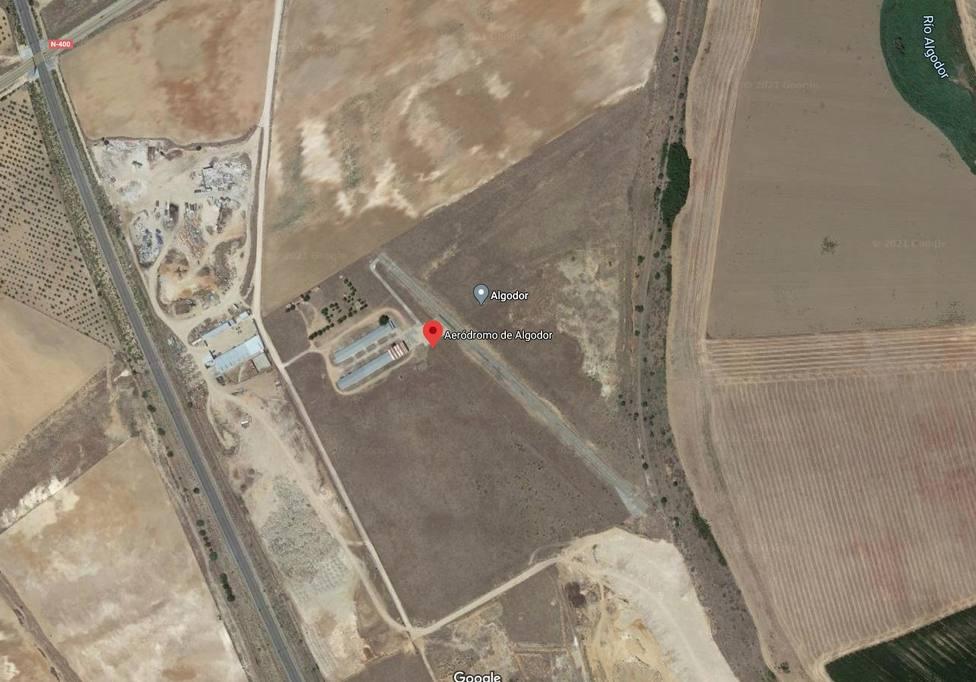Dos fallecidos tras al estrellarse una avioneta en las proximidades del aeródromo de Algodor (Toledo)
