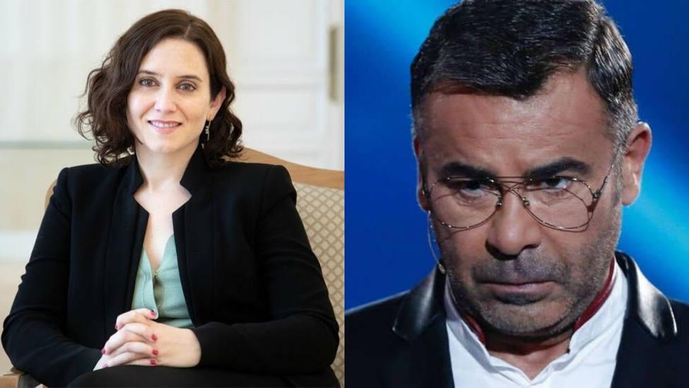 Jorge Javier Vázquez haca su predicción más difícil: gustará a Isabel Díaz Ayuso