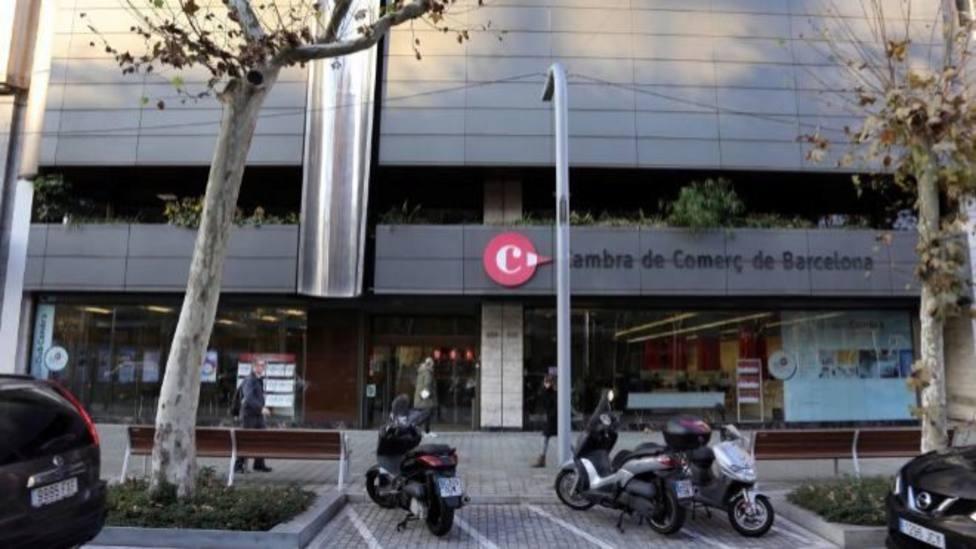 La Cambra de Comerç de barcelona ha perdido este año a 3 importantes empresas de su plenario