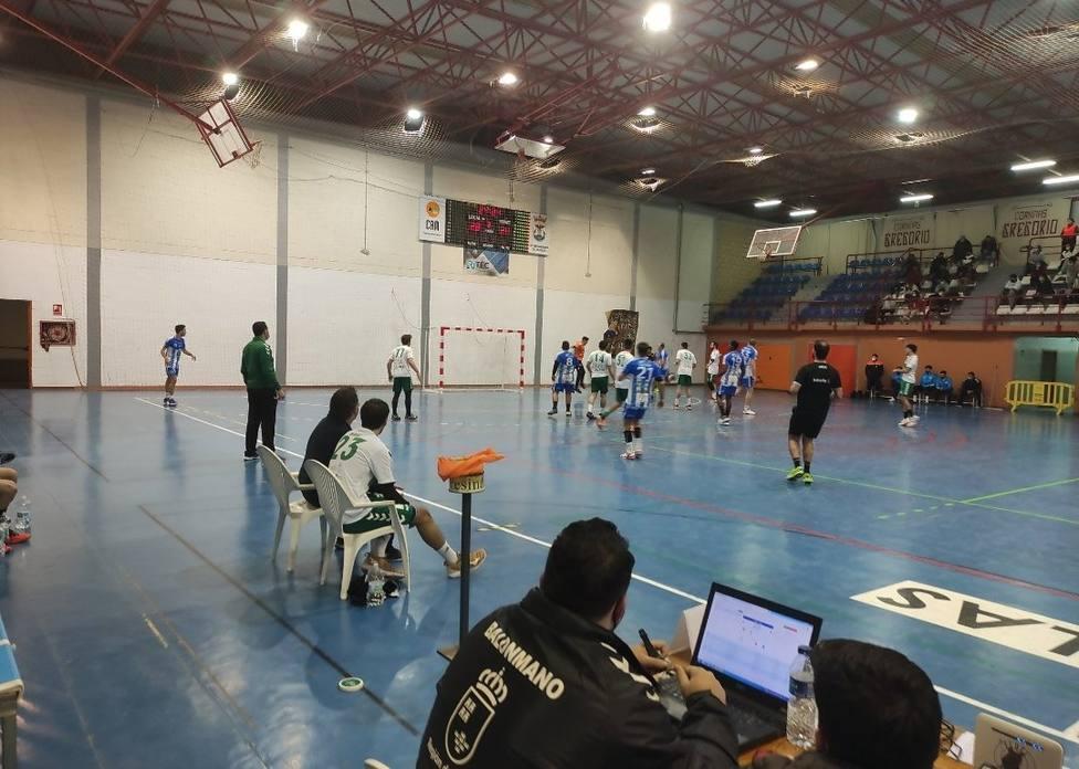 Ritec Balonmano Águilas cae por la mínima contra Levante (27-28)