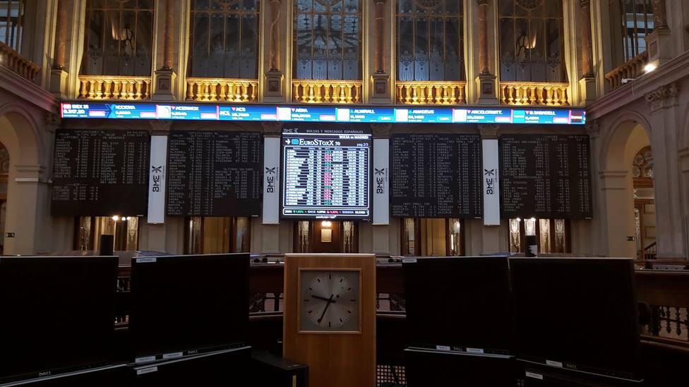 Las Bolsas cierran al alza gracias a Telefónica, Repsol, las constructoras y las eléctricas