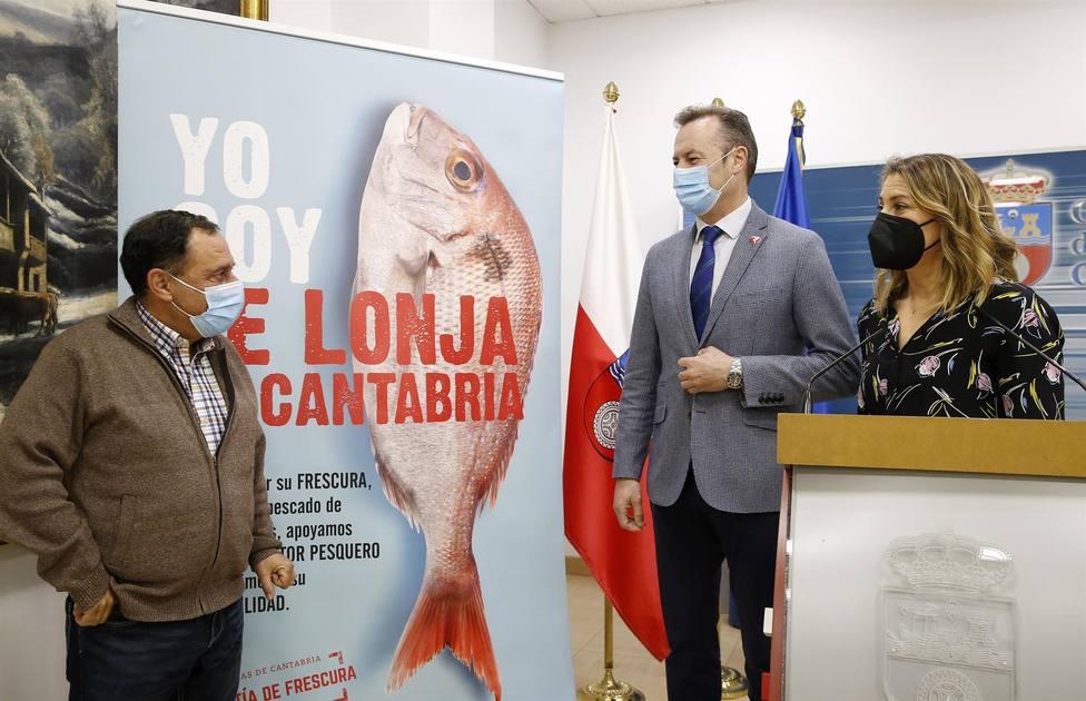 Cantabria lanza una campaña para fomentar el consumo de alimentos pesqueros de las lonjas