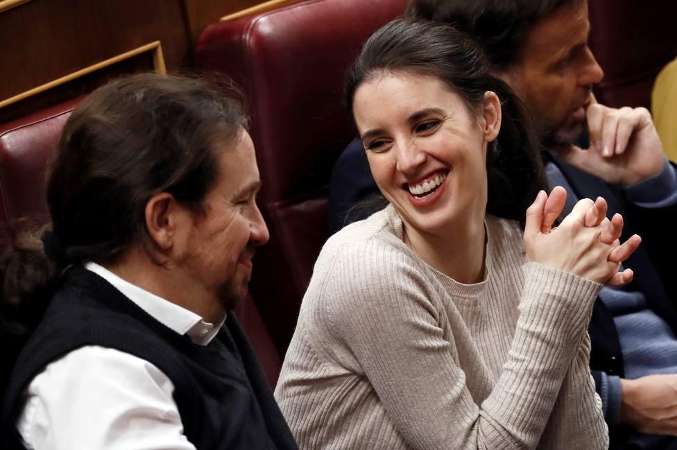 Irene Montero multiplica por 79 su patrimonio desde que entró en el Congreso en 2016