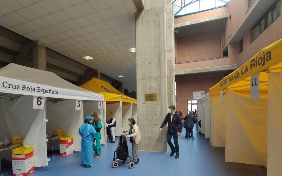 El PP de Logroño pide agilizar y planificar la vacunación de los mayores de 80 años